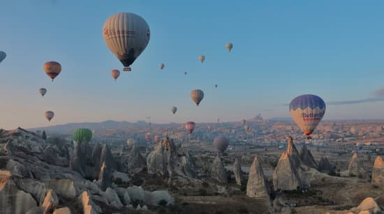 Where Is the World's Largest Hot Air Balloon Festival?